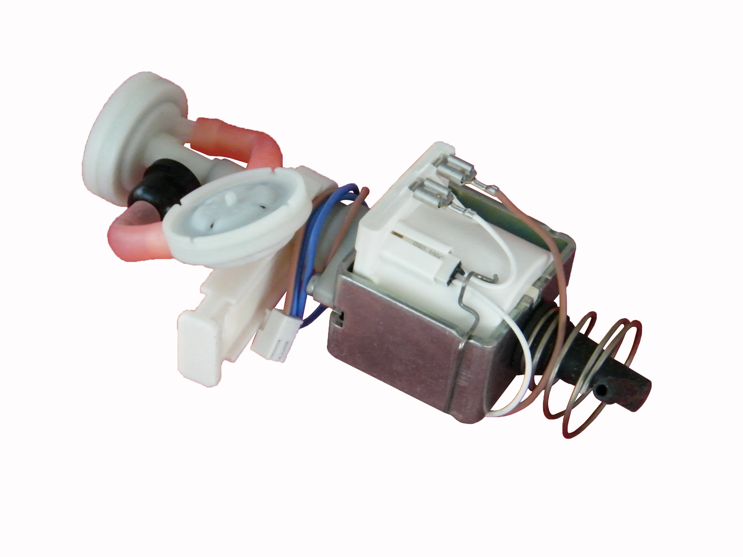 +vormontierter Pulsationsdämpfer Pumpe Bosch Vero /& Einbau Kaffeevollautomaten