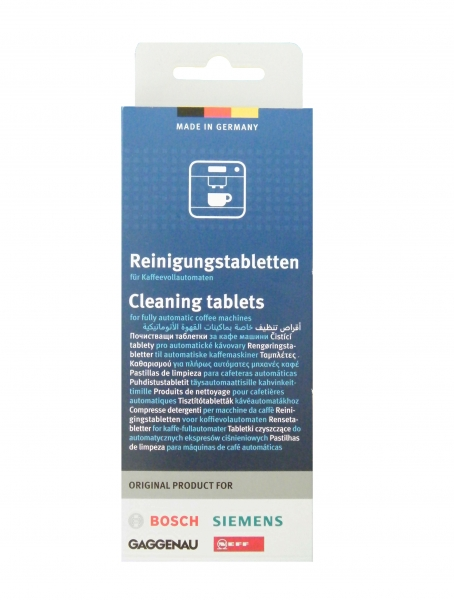 BOSCH SIEMENS Reinigungstabletten 00311940